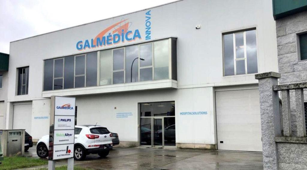 Edificio Galmedica